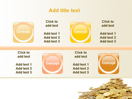 Money Path PowerPoint Template Slide 18