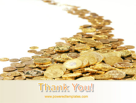 Money Path PowerPoint Template Slide 20