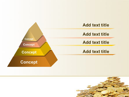 Money Path PowerPoint Template, Slide 4, 08030, Financial/Accounting — PoweredTemplate.com