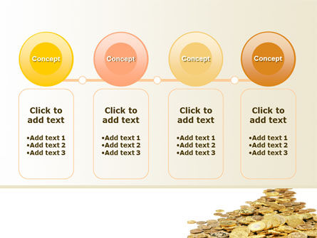 Money Path PowerPoint Template Slide 5
