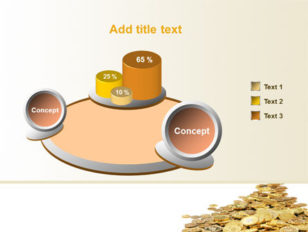Money Path PowerPoint Template Slide 6