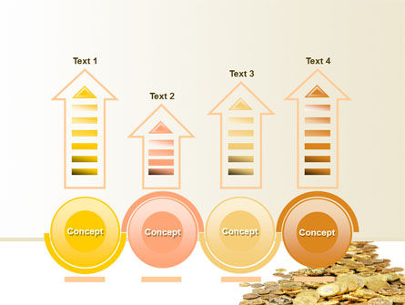 Money Path PowerPoint Template Slide 7
