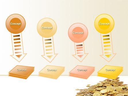 Money Path PowerPoint Template Slide 8