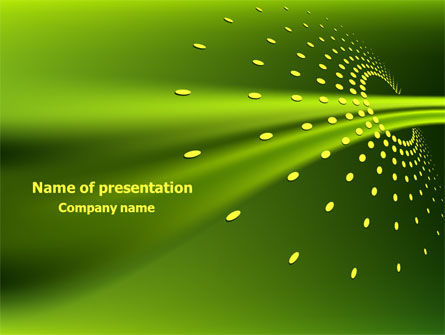 Filter PowerPoint Template, 08034, Abstract/Textures — PoweredTemplate.com