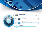 Laboratory Centrifuge PowerPoint Template#3