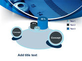 Laboratory Centrifuge PowerPoint Template#6