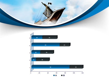 Sailing Boat PowerPoint Template Slide 11