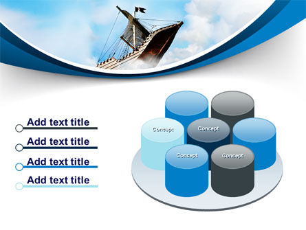 Sailing Boat PowerPoint Template Slide 12
