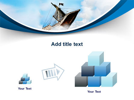 Sailing Boat PowerPoint Template Slide 13
