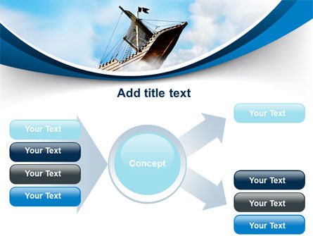 Sailing Boat PowerPoint Template Slide 15
