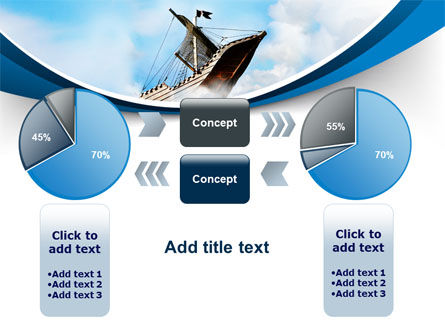 Sailing Boat PowerPoint Template Slide 16
