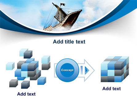 Sailing Boat PowerPoint Template Slide 17