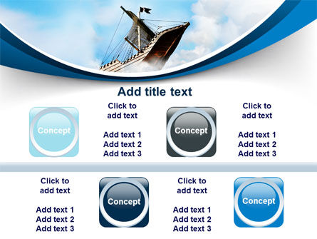 Sailing Boat PowerPoint Template Slide 18