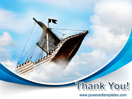 Sailing Boat PowerPoint Template Slide 20