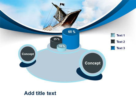 Sailing Boat PowerPoint Template Slide 6