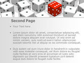 Dice Combination PowerPoint Template#2