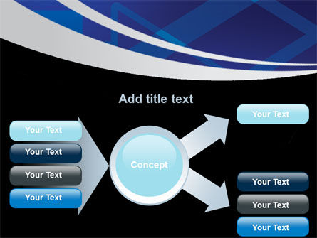 Arrow Theme PowerPoint Template Slide 15