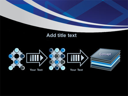 Arrow Theme PowerPoint Template Slide 9