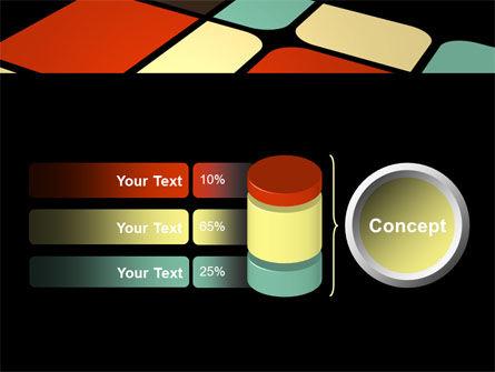 Color Sectors PowerPoint Template Slide 11