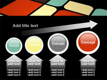 Color Sectors PowerPoint Template Slide 13