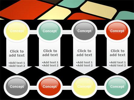 Color Sectors PowerPoint Template Slide 18