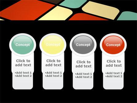 Color Sectors PowerPoint Template Slide 5