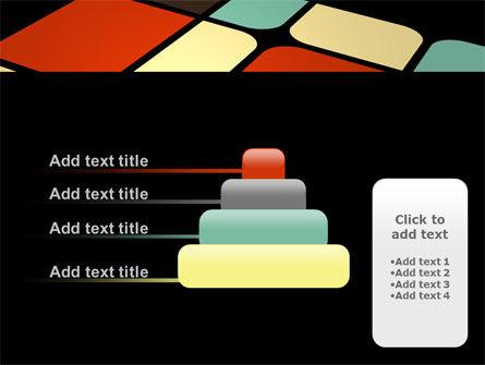 Color Sectors PowerPoint Template Slide 8