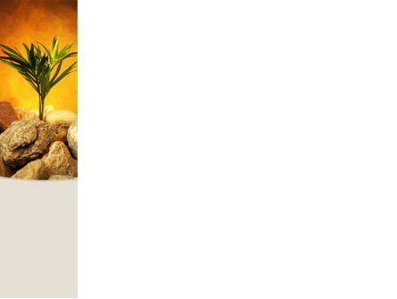 Tough Sprout PowerPoint Template, Slide 3, 08062, Business Concepts — PoweredTemplate.com