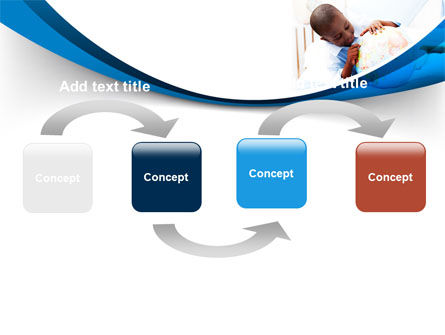 School Study In Africa PowerPoint Template Slide 4