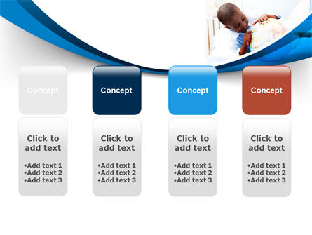 School Study In Africa PowerPoint Template Slide 5