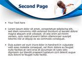 School Study In Africa PowerPoint Template#2