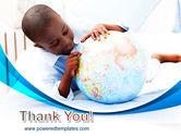 School Study In Africa PowerPoint Template#20