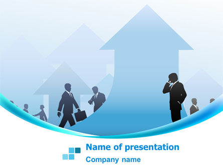Financial Rates PowerPoint Template