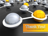 Network Elements PowerPoint Template#20