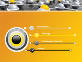 Network Elements PowerPoint Template#3