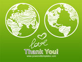 Peace Love PowerPoint Template#20
