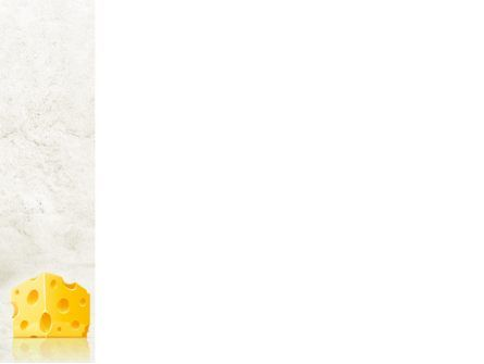 Piece of Cheese PowerPoint Template, Slide 3, 08077, Food & Beverage — PoweredTemplate.com