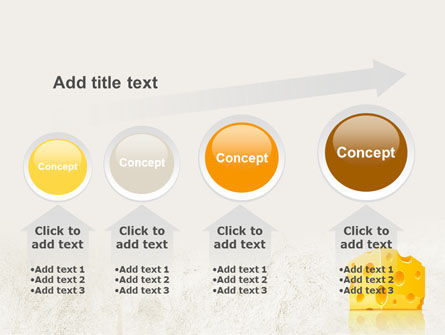 Piece of Cheese PowerPoint Template Slide 13