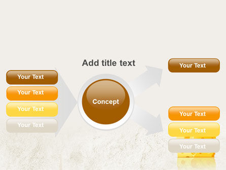 Piece of Cheese PowerPoint Template Slide 14