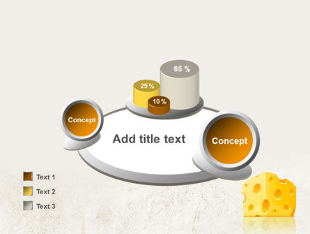 Piece of Cheese PowerPoint Template Slide 16