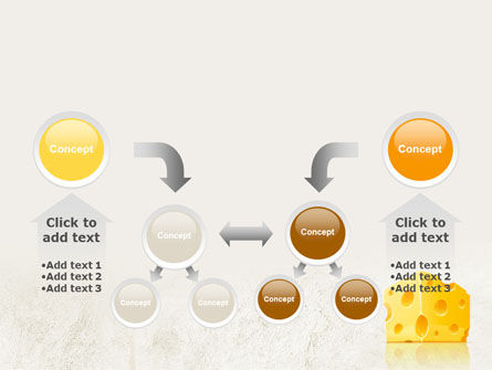 Piece of Cheese PowerPoint Template Slide 19