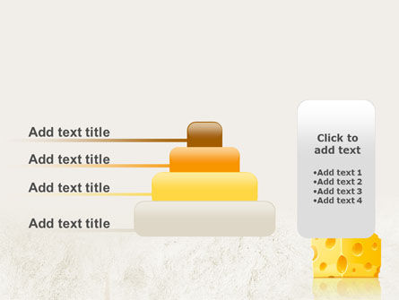 Piece of Cheese PowerPoint Template Slide 8
