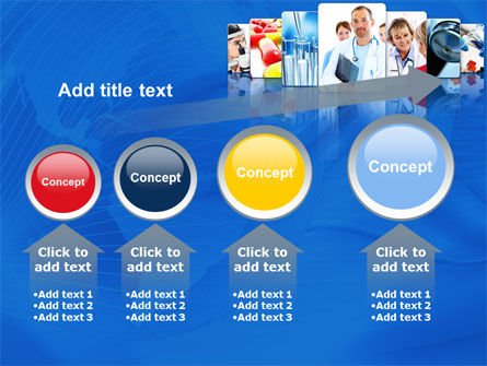 Medical Service PowerPoint Template Slide 13