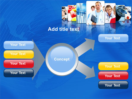 Medical Service PowerPoint Template Slide 14