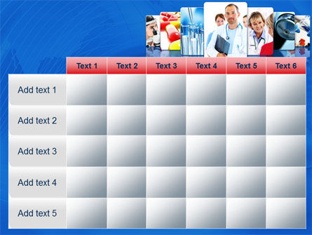Medical Service PowerPoint Template Slide 15