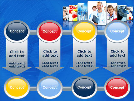 Medical Service PowerPoint Template Slide 18
