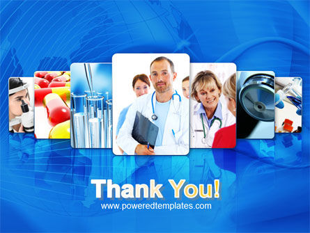 Medical Service PowerPoint Template Slide 20