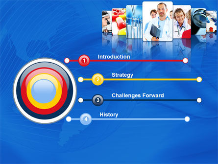 Medical Service PowerPoint Template Slide 3