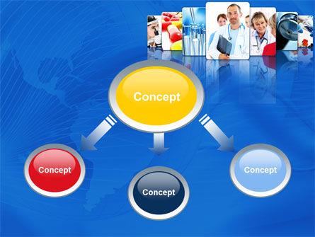 Medical Service PowerPoint Template, Slide 4, 08079, Medical — PoweredTemplate.com
