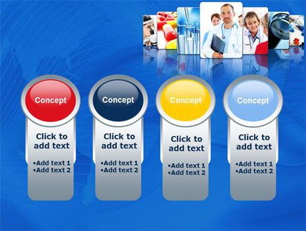 Medical Service PowerPoint Template Slide 5